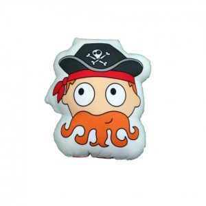 cojín pirata