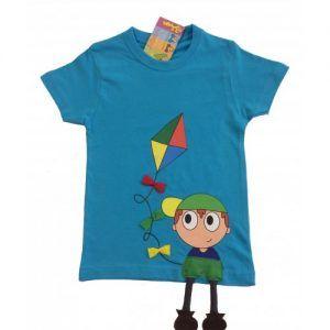 Camiseta pascuera niño