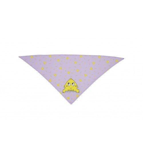 Pañuelo Fallas teja lila