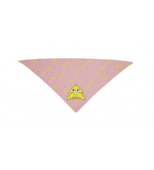Pañuelo Fallas teja rosa