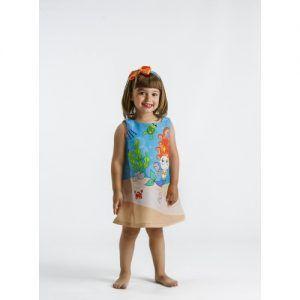 Vestido Sirenita